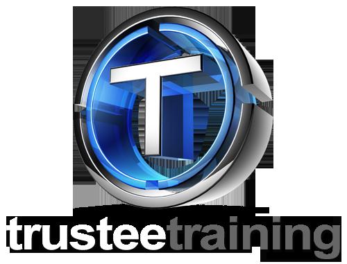 trustee training logo